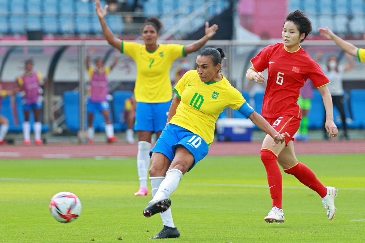 Juegos Olímpicos: En Brasil juega Formiga y rompe Martha  Juegos Olímpicos 2021