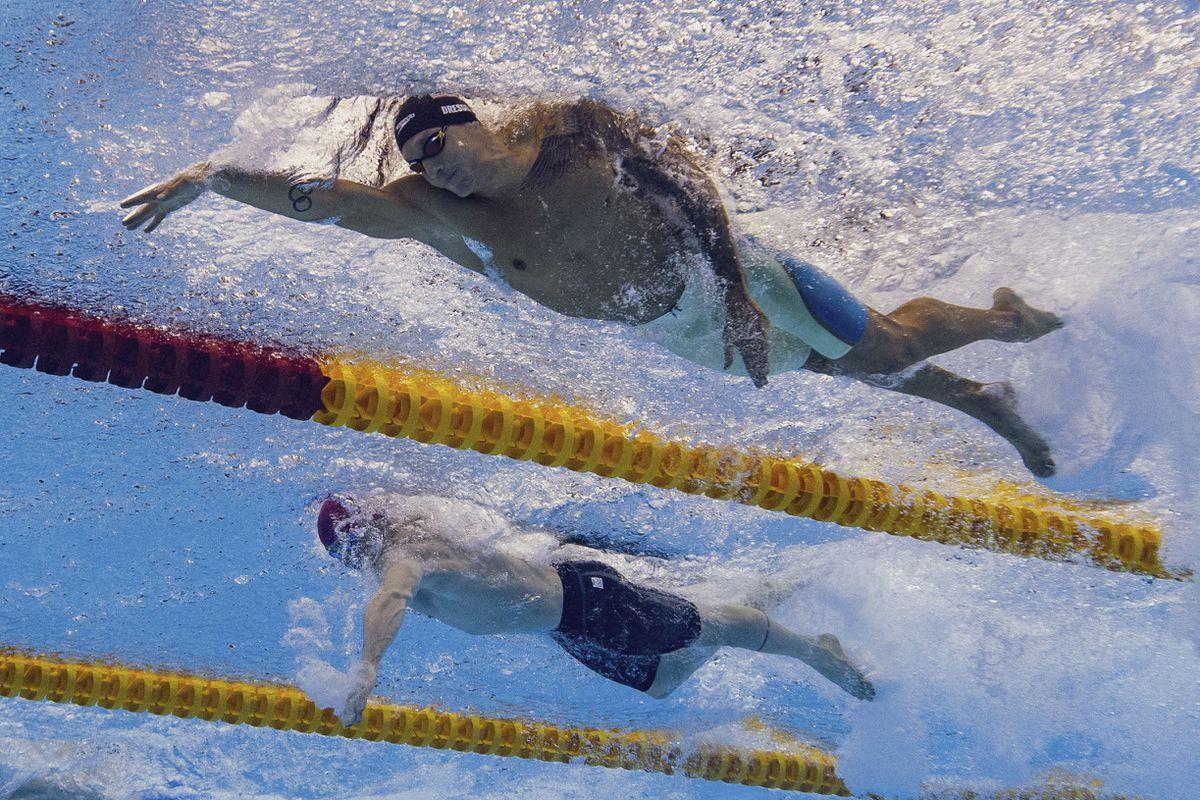 Juegos Olímpicos Tokio 2021: Caeleb Dressel, fuerza contra ritmo  Juegos Olímpicos 2021