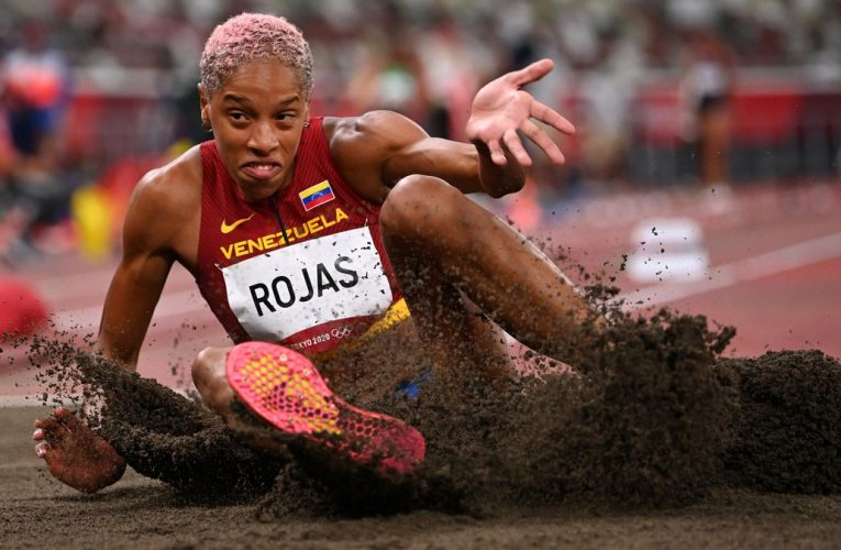 """Juegos Olímpicos: Ulimar Rojas: """"Tengo un don y quiero que me lleve a lo más grande de la historia""""    Juegos Olímpicos 2021"""