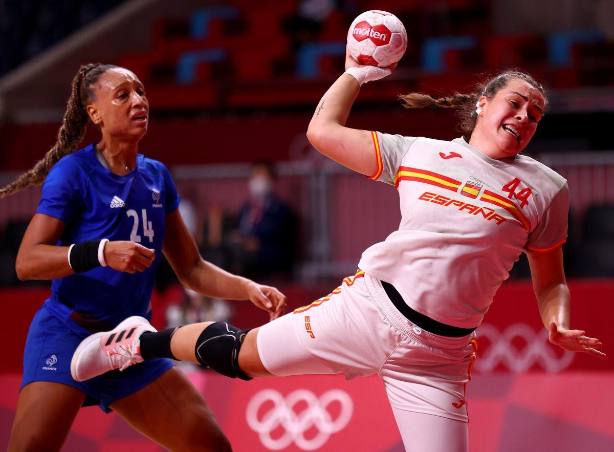 Juegos Olímpicos de Tokio 2021: el equipo femenino de balonmano se maravilla con Francia, subcampeón olímpico y europeo |  Juegos Olímpicos 2021