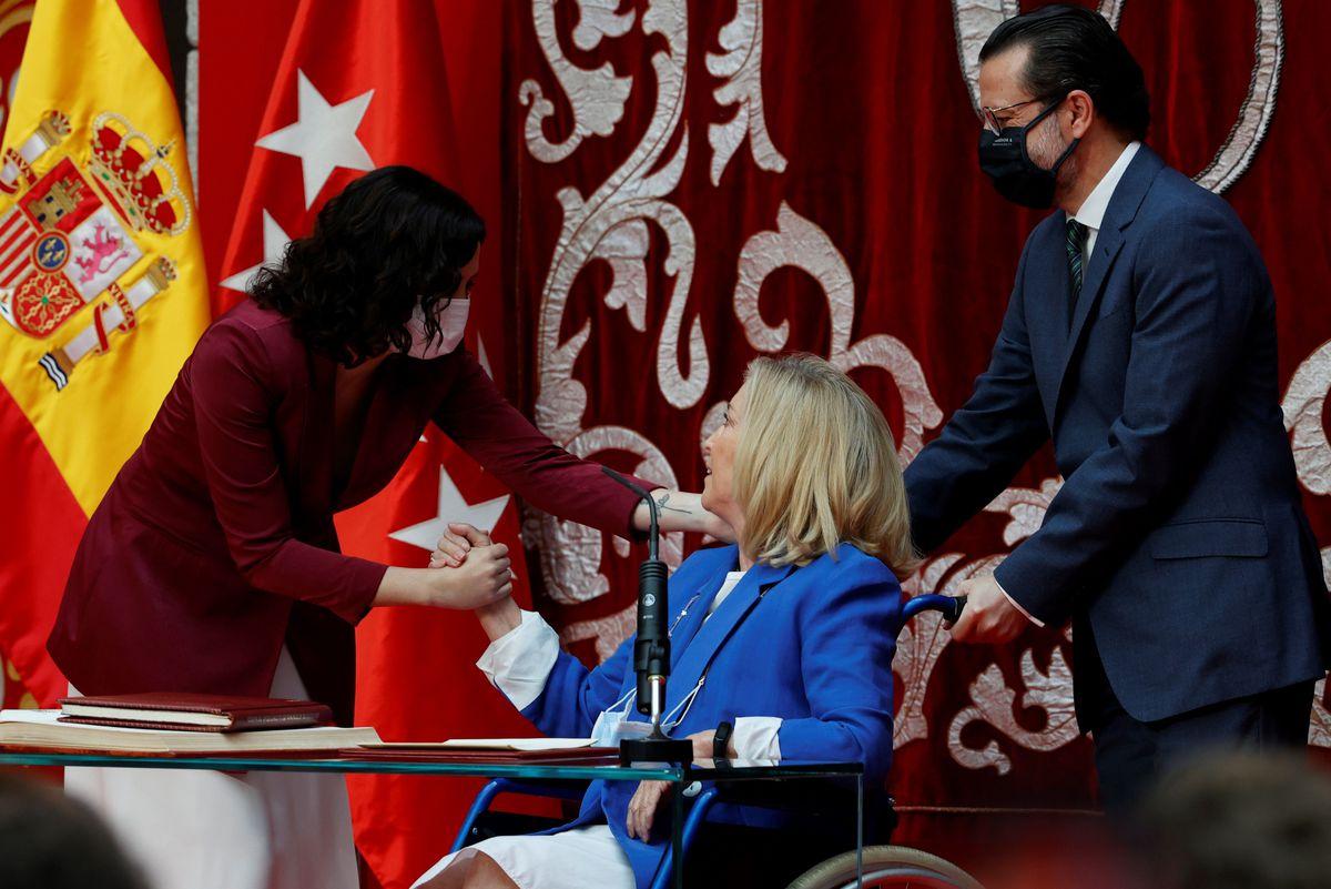 Koncha Dankausa, el dueño de Ayuso en la batalla cultural  Madrid