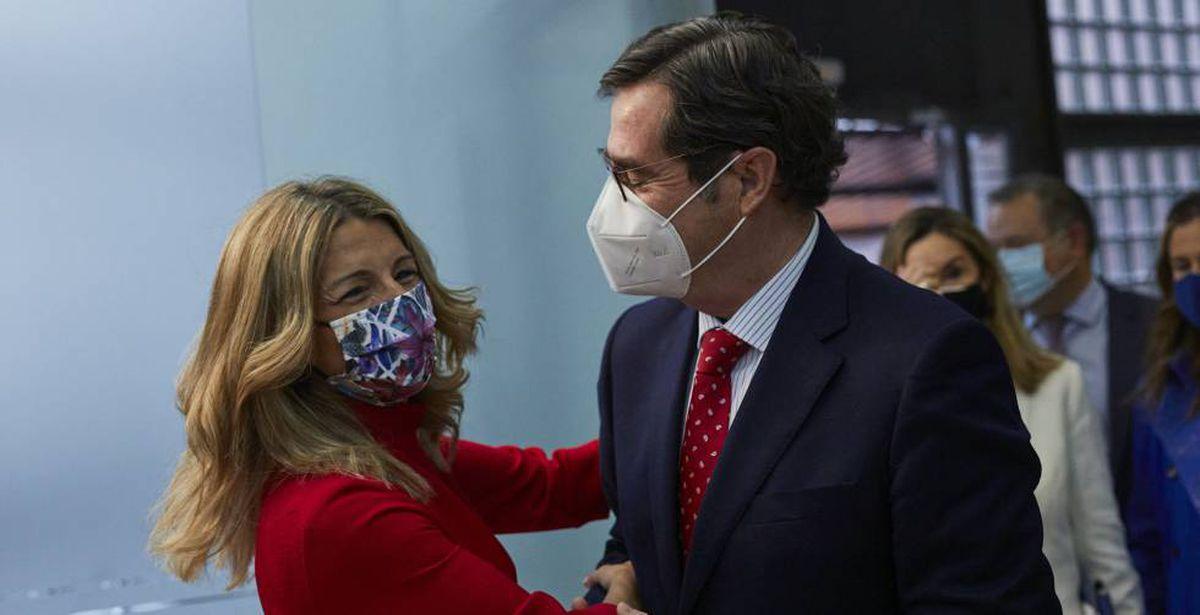 """La CEOE califica de """"marxista"""" propuesta de reforma laboral del gobierno  Ciencias económicas"""