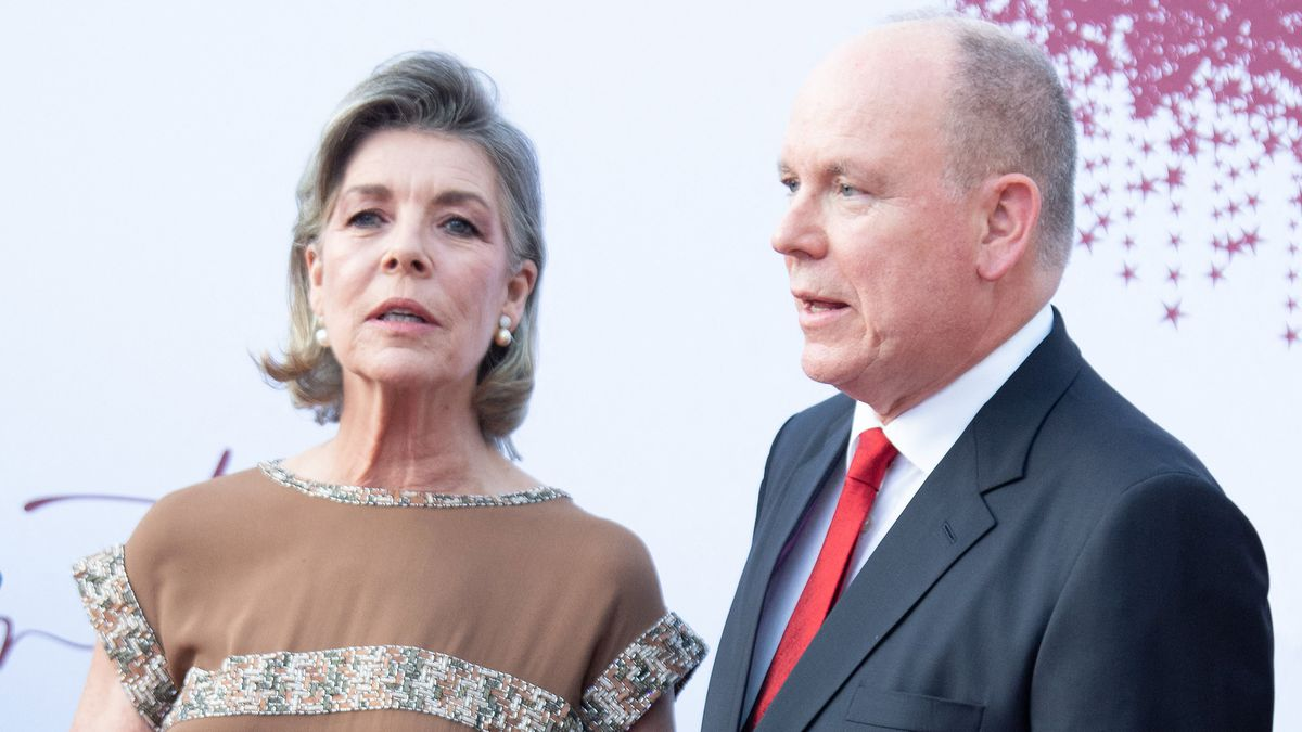 La Familia Real de Mónaco celebra las celebraciones de la Cruz Roja en un intento por volver a la normalidad |  Personas