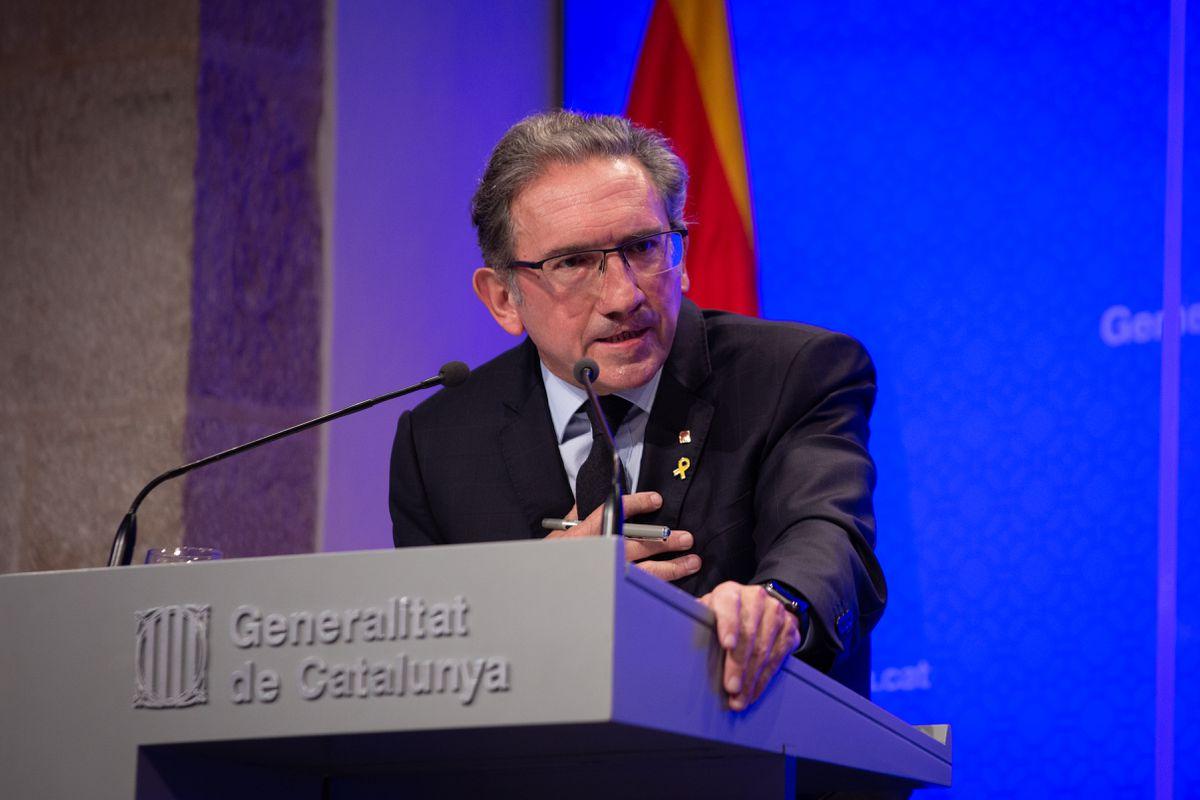 La Generalitat corregirá y garantizará directamente a los imputados por el Tribunal de Cuentas.  Cataluña