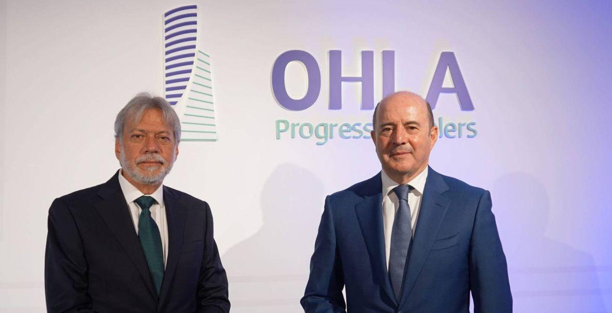 La OHL dejó atrás el legado de Villar Mir y pasó a llamarse OHLA  Ciencias económicas