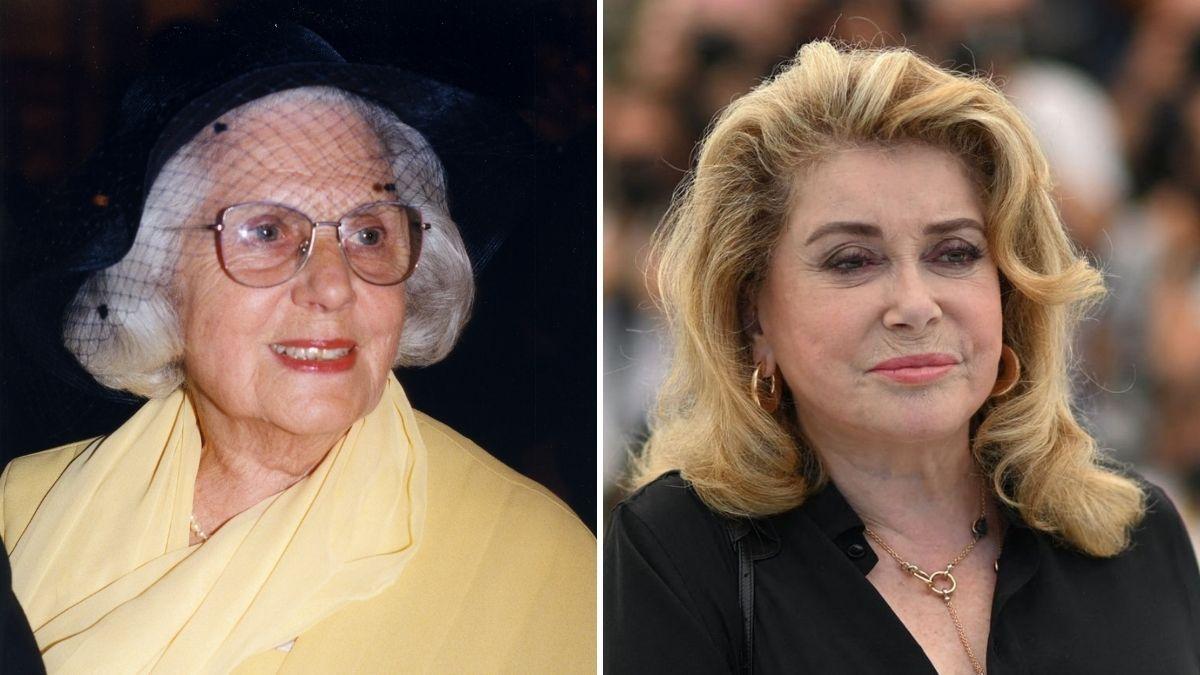 La actriz Rene Dorleac, madre de Catherine Deneuve y matriarca de actores, murió a los 109 años    Personas