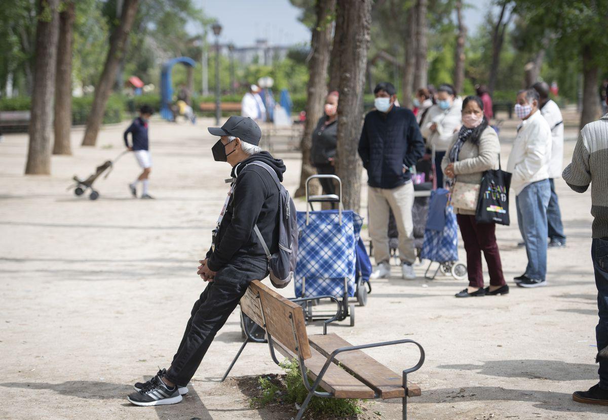 La pandemia ha elevado la pobreza en 2020 al nivel más alto desde la Gran Recesión  Ciencias económicas