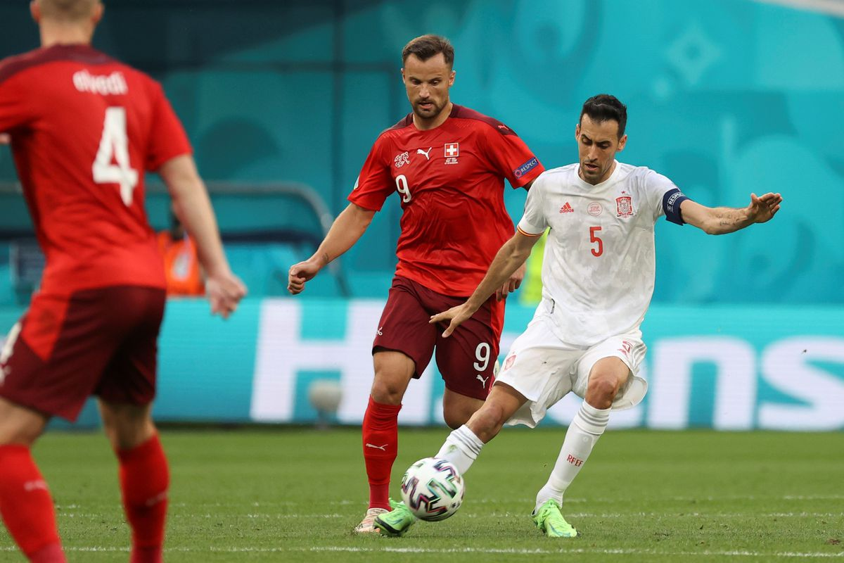 La pelota, el ombligo del fútbol  Fútbol Eurocup 2021