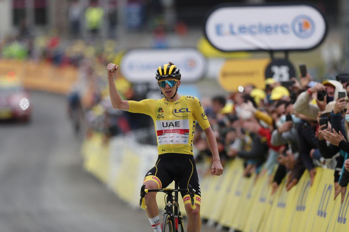 La vida es un juego para Pogacar, pero en el Tour de Francia no tiene piedad  deporte