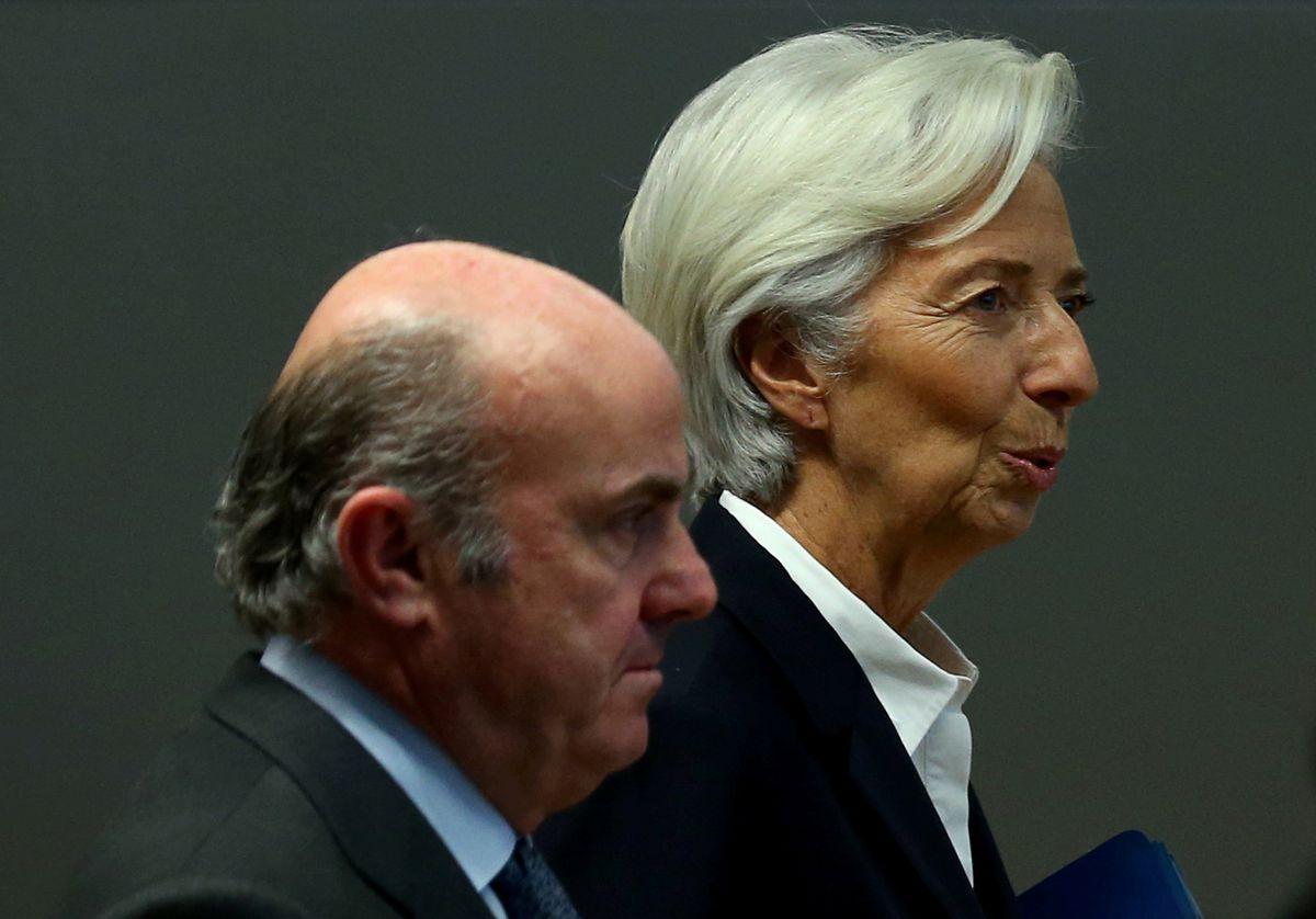 """Lagarde promete """"cambios interesantes"""" en la próxima reunión del BCE  Ciencias económicas"""