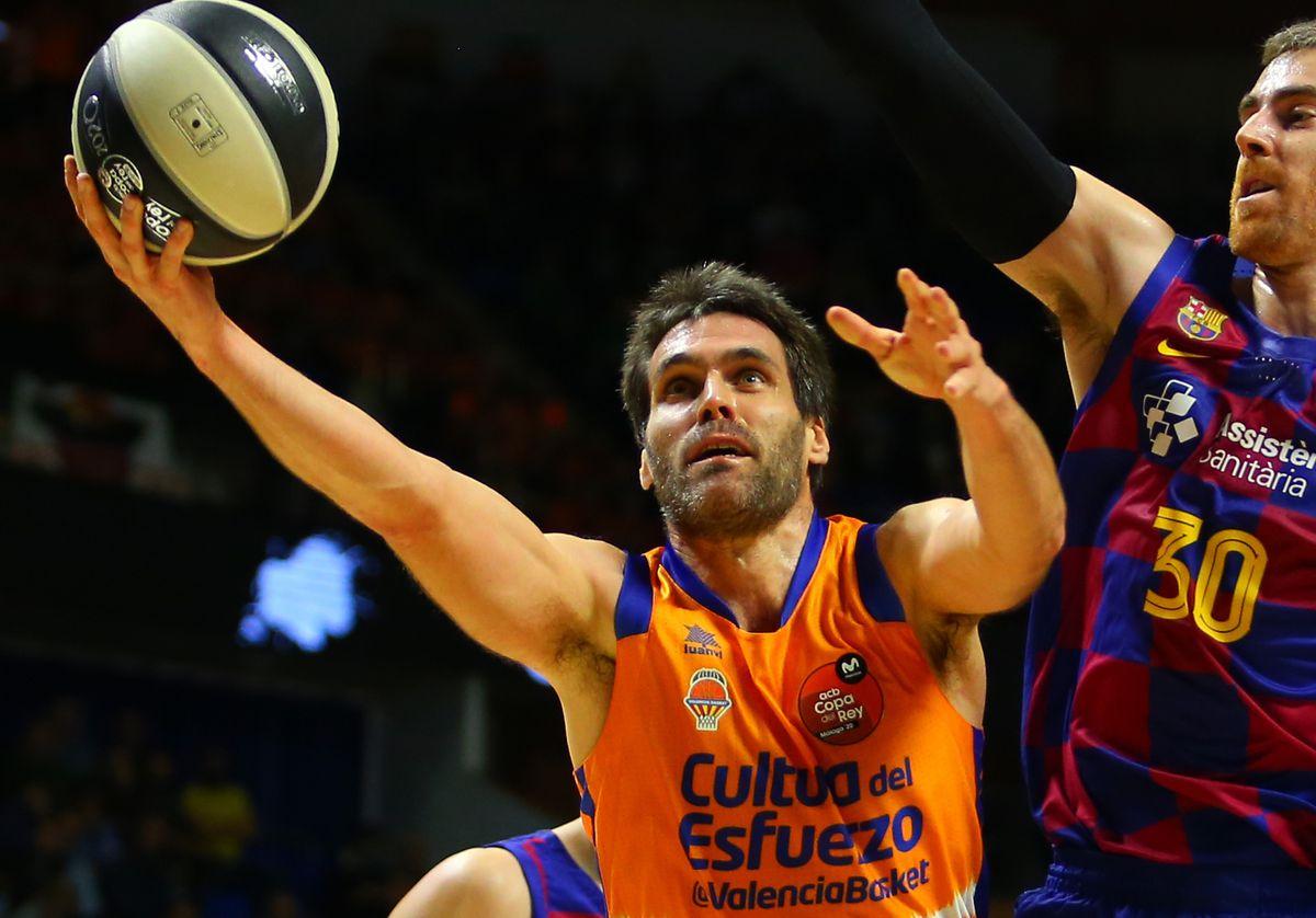 Liga Endesa: Se retira San Emetrio, mejor récord esculpido por grandes    deporte