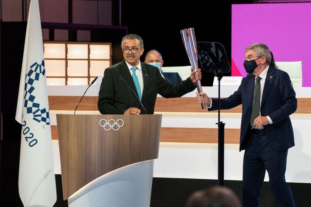 Lo positivo no es descalificación  Juegos Olímpicos 2021