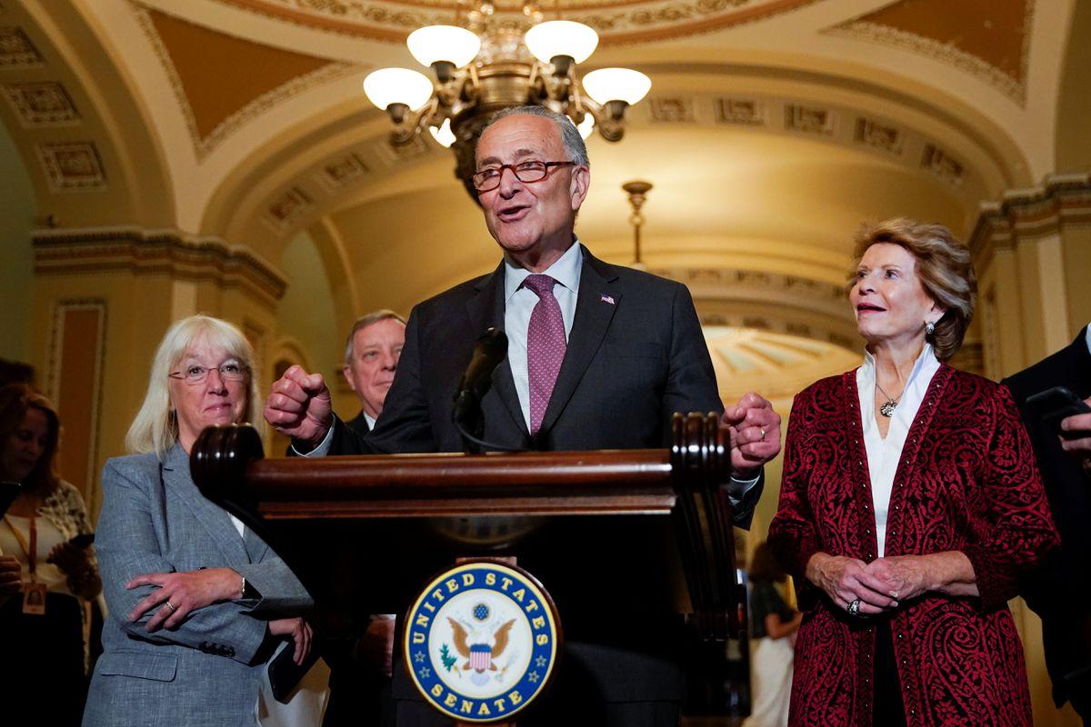 Los demócratas del Senado presionan por un plan de 3,5 billones de dólares para impulsar las reformas de Biden |  Internacional