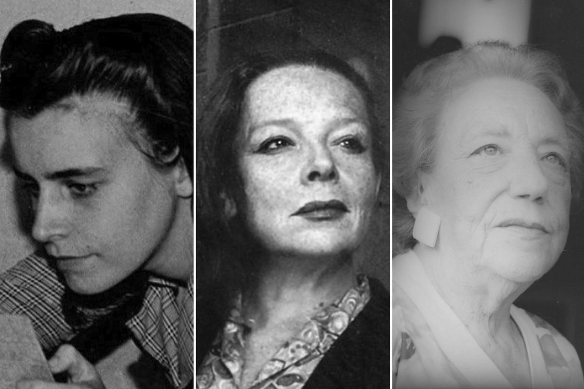 Los invitados invisibles, una historia de tres poetas silenciosos  Cultura