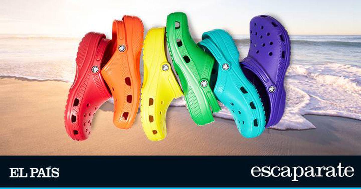 Los zuecos Crocs para niños y adultos más vendidos: en 35 colores y desde 20 euros en Amazon  Escaparate