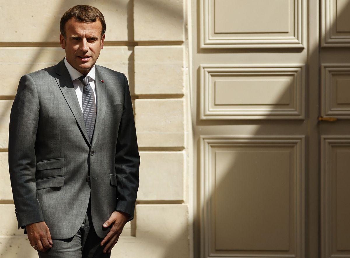 Macron, en la encrucijada del programa de espionaje Pegasus concluido por Marruecos  Internacional