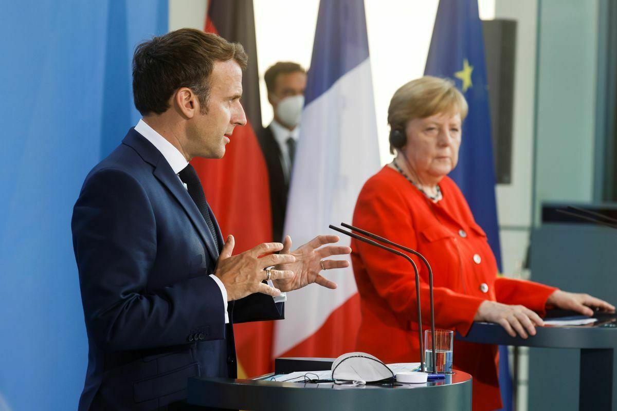 Merkel y Macron buscan acercarse a China a pesar de los temores de Biden    Internacional