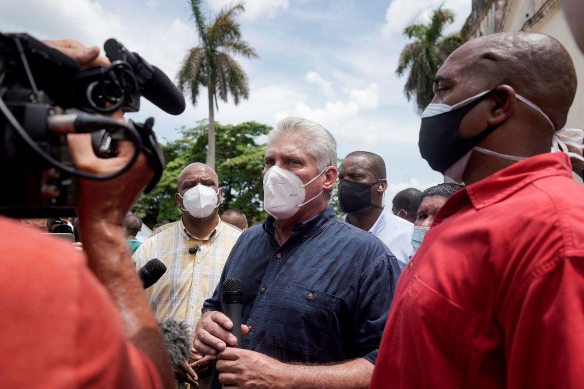 """Miguel Díaz-Canel aumenta las tensiones en Estados Unidos: """"Fracasó en sus esfuerzos por destruir Cuba""""    Internacional"""