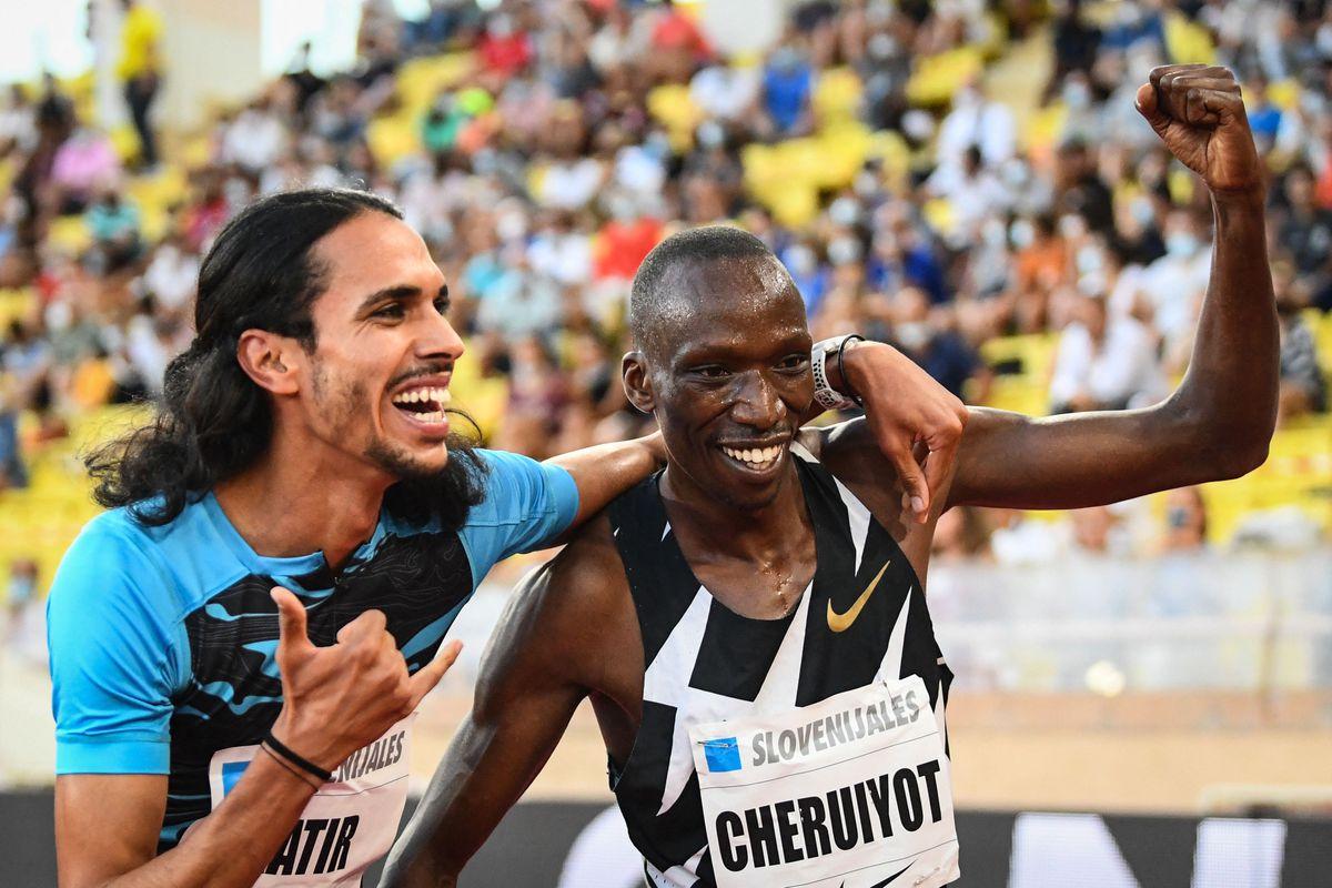 "Mohammed Katir: ""Salí de la nada"".  deporte"