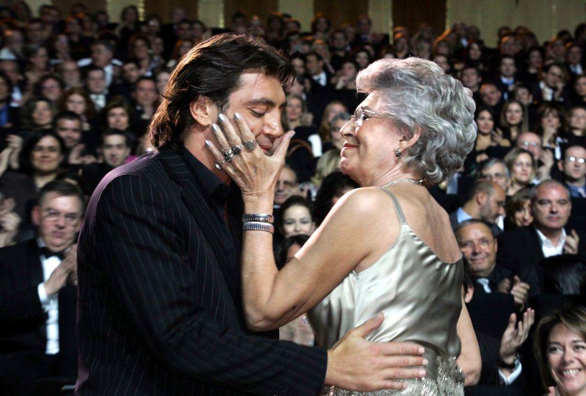 Muere la actriz Pilar Bardem a los 82 años |  Cultura