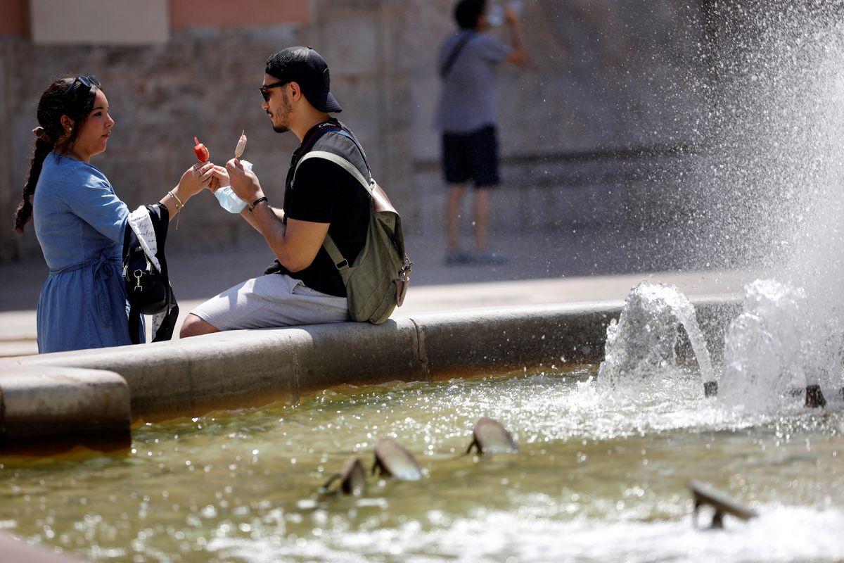 Murcia, Alicante y Valencia, bajo aviso rojo por temperaturas de hasta 44 °  España