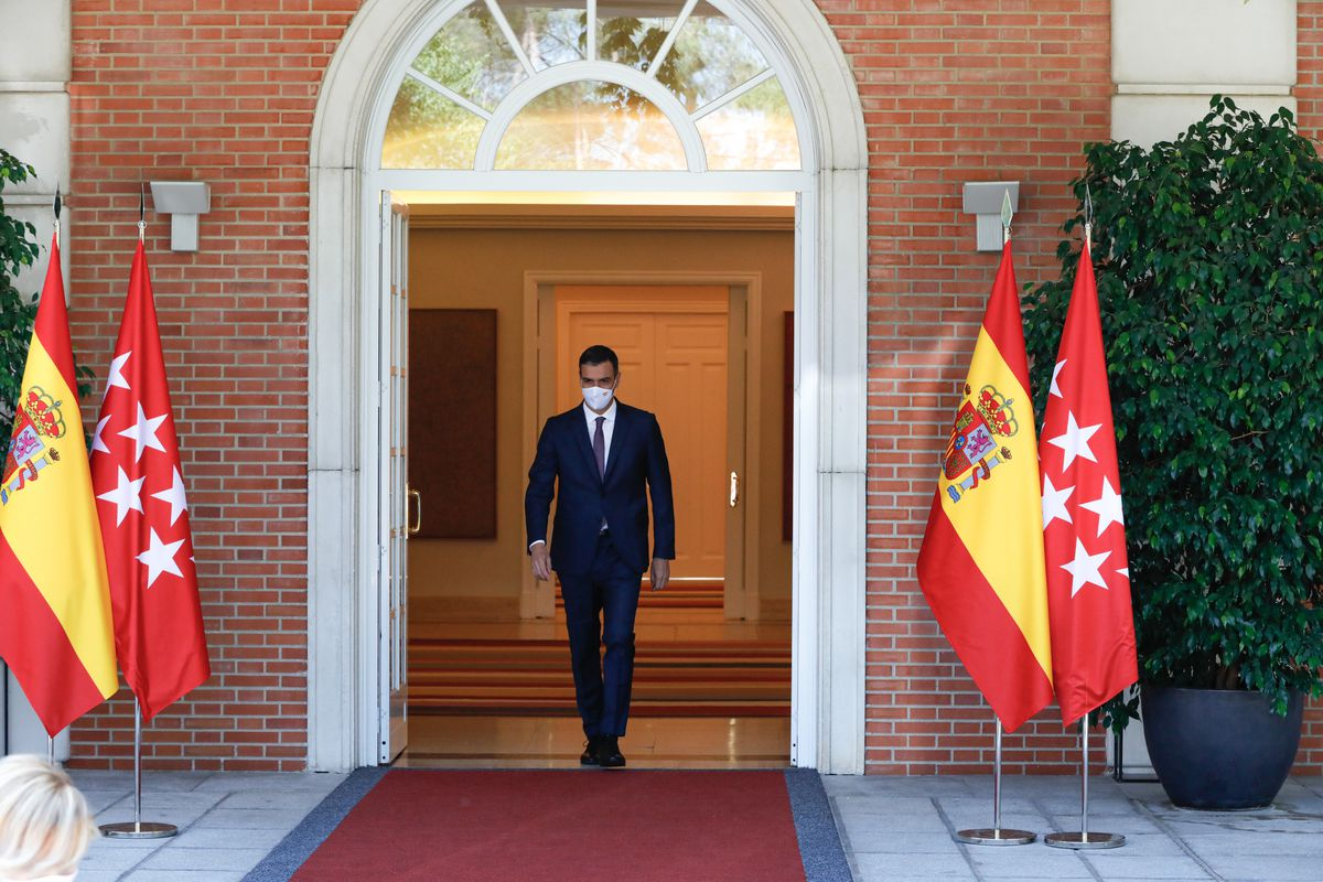 Nadia Calvinho será la primera vicepresidenta y Carmen Calvo dejará el gobierno  España