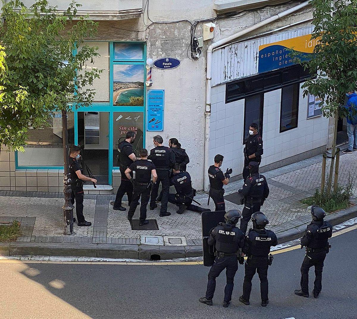 Navarra: Acusado del asesinato de su nuera: horrendo pasado judicial y 33 horas de búsqueda intensiva |  Comunidad