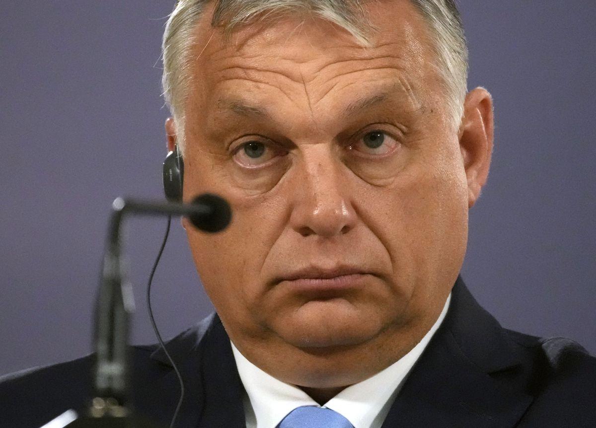 Orbán: Gobierno húngaro establece referéndum sobre ley contra LGTBI para finales de año o principios de 2022 |  Internacional