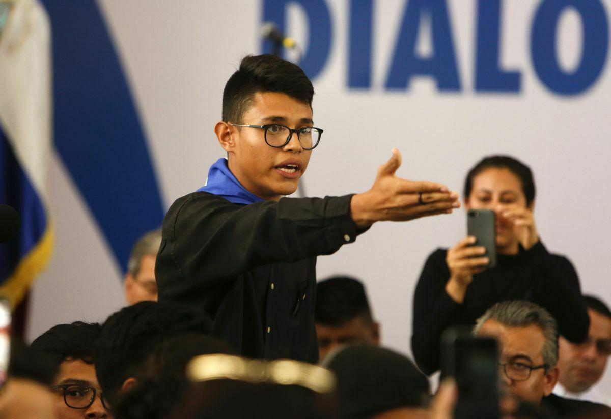 Ortega cierra líderes estudiantiles y movimiento rural en Nicaragua  Internacional