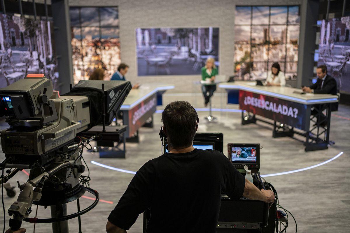 PP y Vox ultiman el nombramiento de nuevo administrador de Telemadrid para este miércoles  Madrid