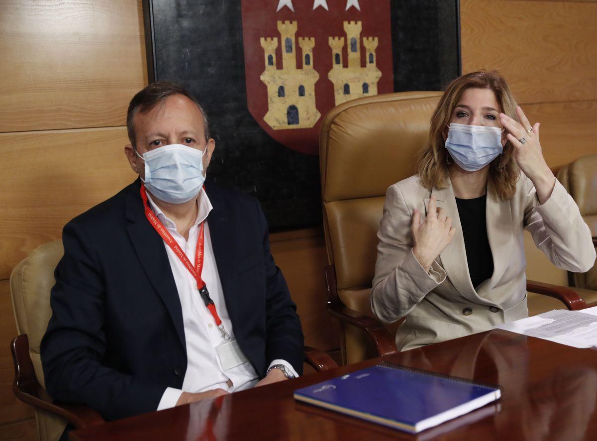 PSOE percibe abandono en residencias para oponerse a Ayuso  Madrid