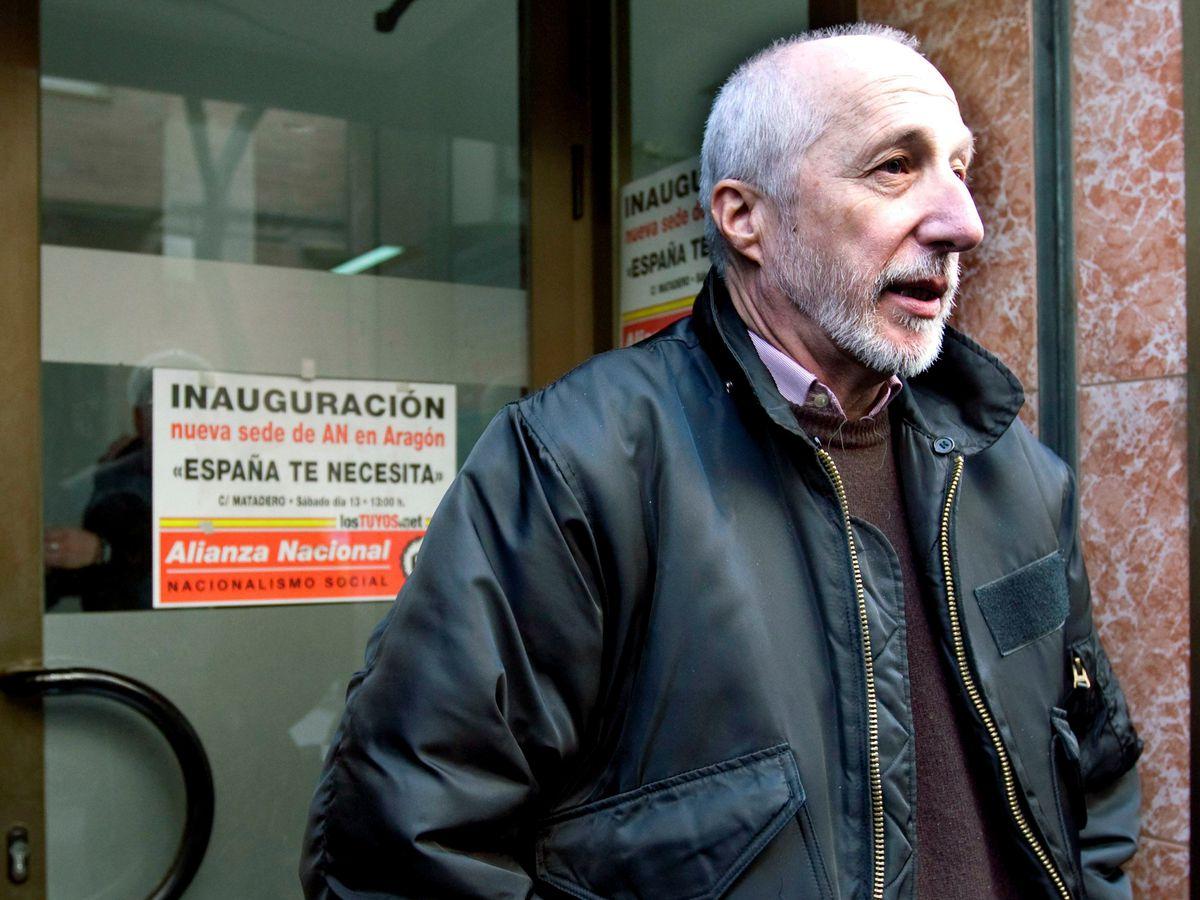 Pedro Pablo Peña: Detenido líder del partido de extrema derecha Alianza Nacional por presunto delito de odio    España