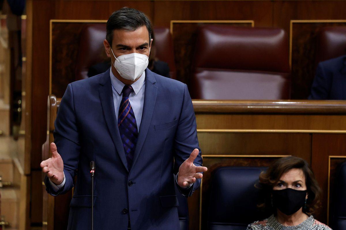 Pedro Sánchez enfrenta la primera reorganización del gobierno de coalición  España