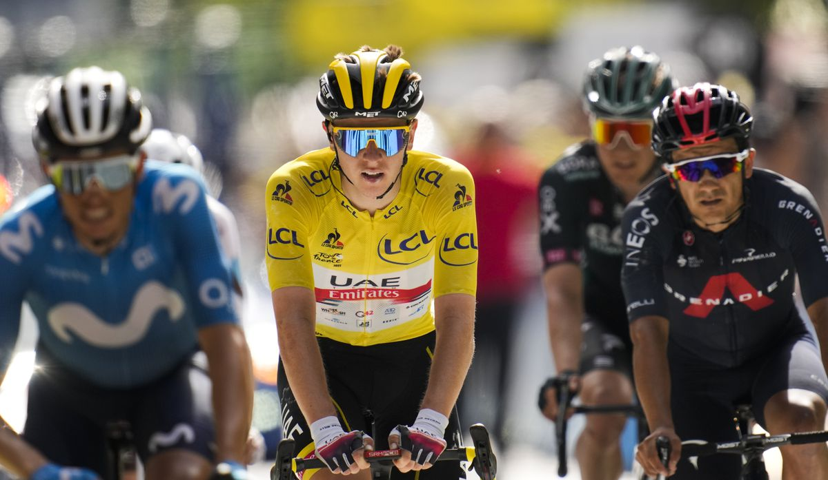 Plan Enric Mas: tres días, 100 segundos y un podio en el Tour de Francia  deporte