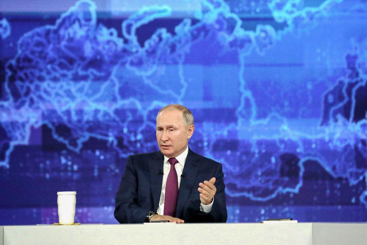 """Putin acusa a Reino Unido y Estados Unidos de iniciar una """"provocación"""" en el Mar Negro para evaluar la reacción de Rusia    Internacional"""