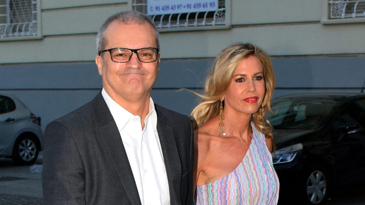 Ramón García se separa de su esposa Patricia Cerezo tras 24 años de matrimonio  Personas