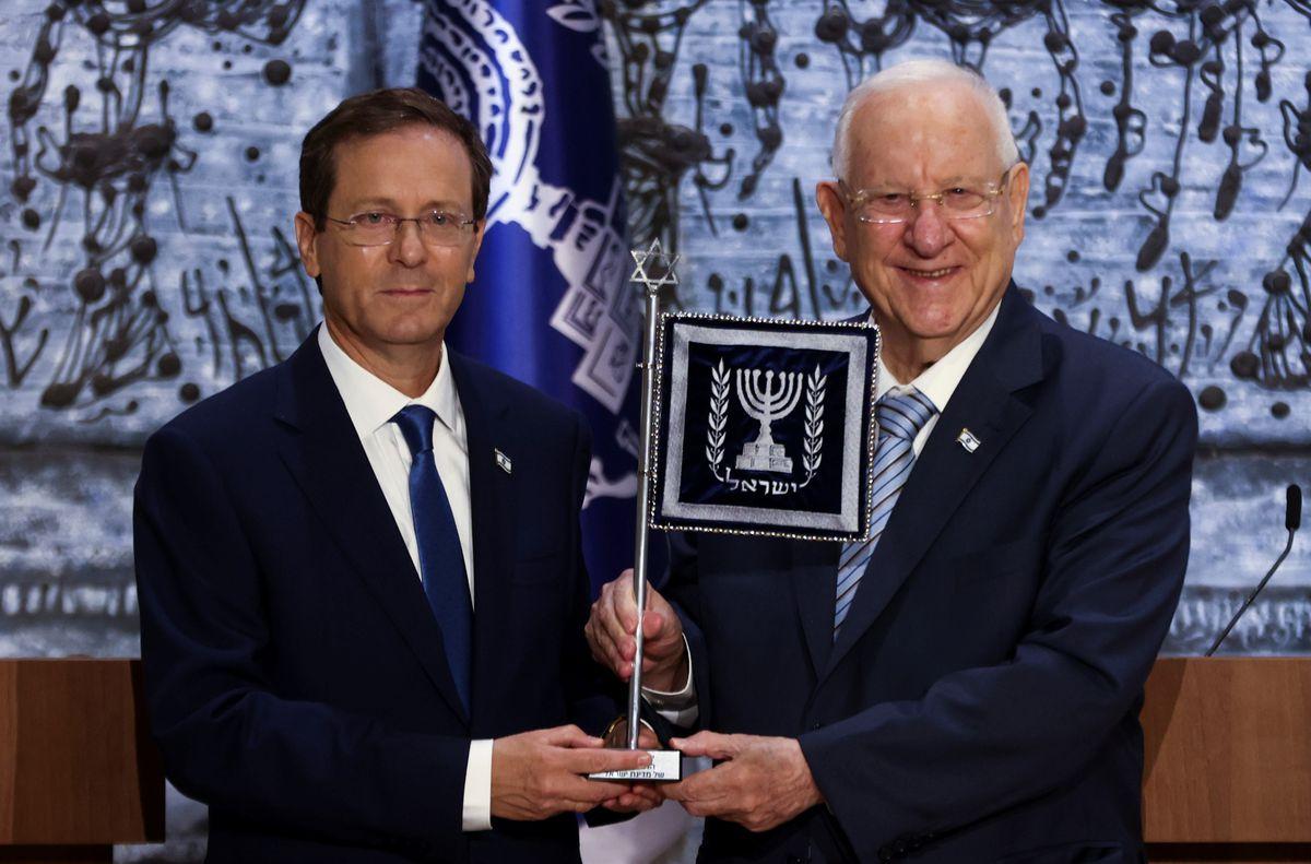 Reuven Rivlin: el presidente israelí se jubila, se cambia de ropa para mezclarse con los ciudadanos |  Internacional