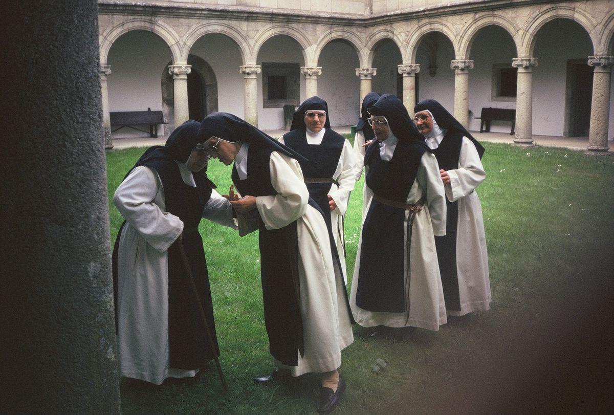 Ribeira Sacra: supervivientes del paraíso anacoreta  Galicia