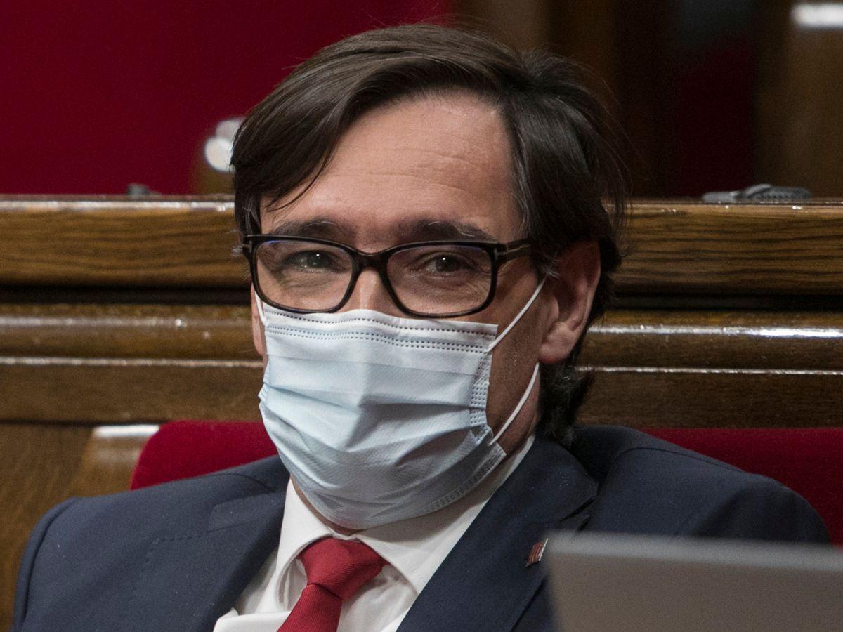 Salvador Ila ve el fondo legítimo de la Generalitat garantizando fianzas contra los líderes del juicio  Cataluña