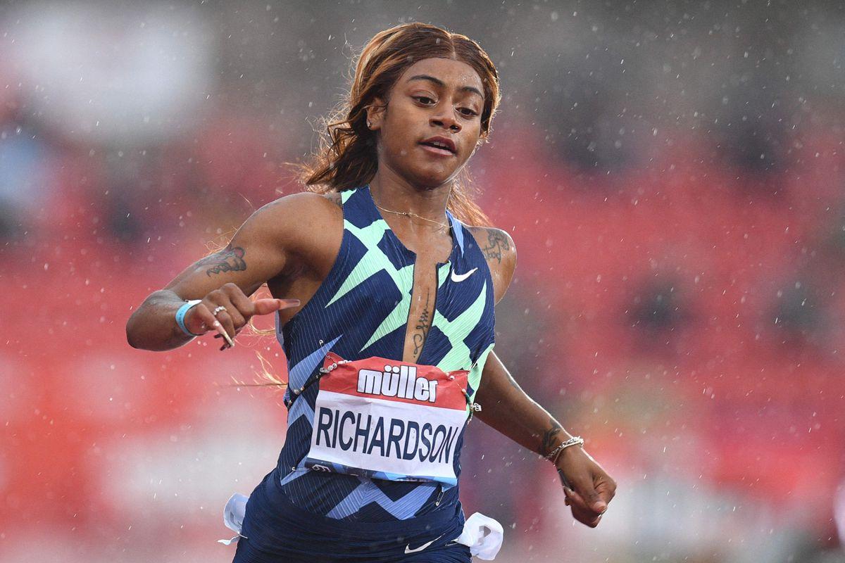 Sha'Kari Richardson: EE.UU. pierde atleta estrella de Tokio por positivo en la prueba de marihuana |  deporte