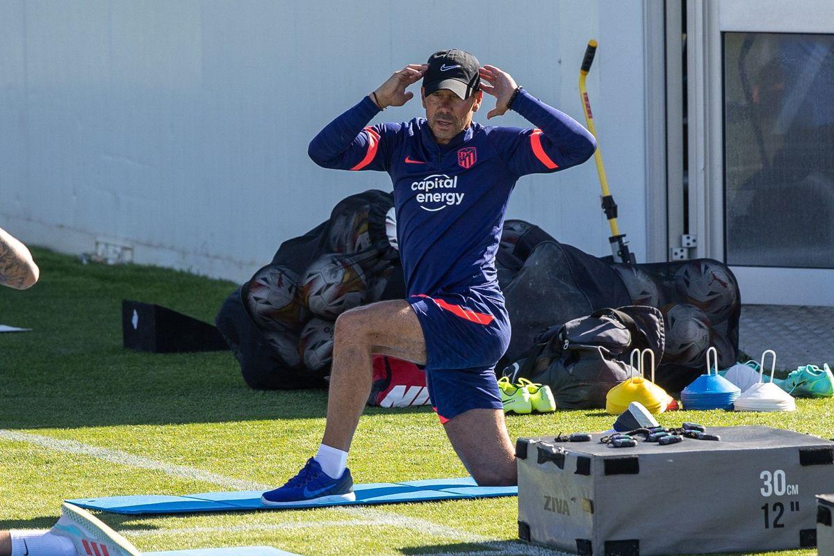 Simeone renueva hasta 2024 con el Atlético  deporte