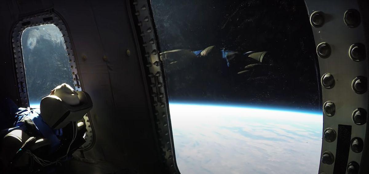Skywalker: el paisaje que Jeff Bezos y sus compañeros verán en el viaje espacial de Blue Origin |  Ciencias