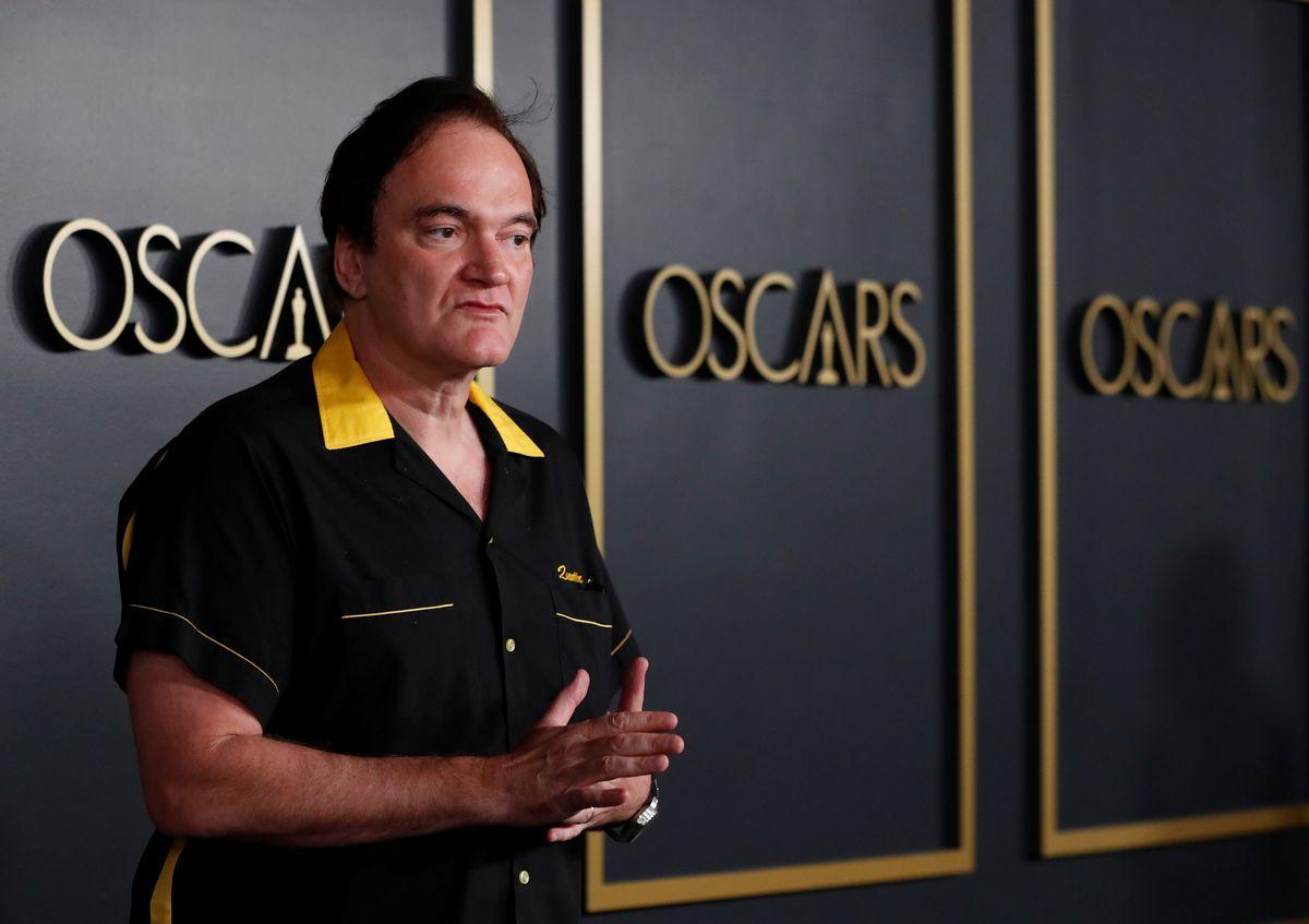 Tarantino, harto de tanta ideología  televisor