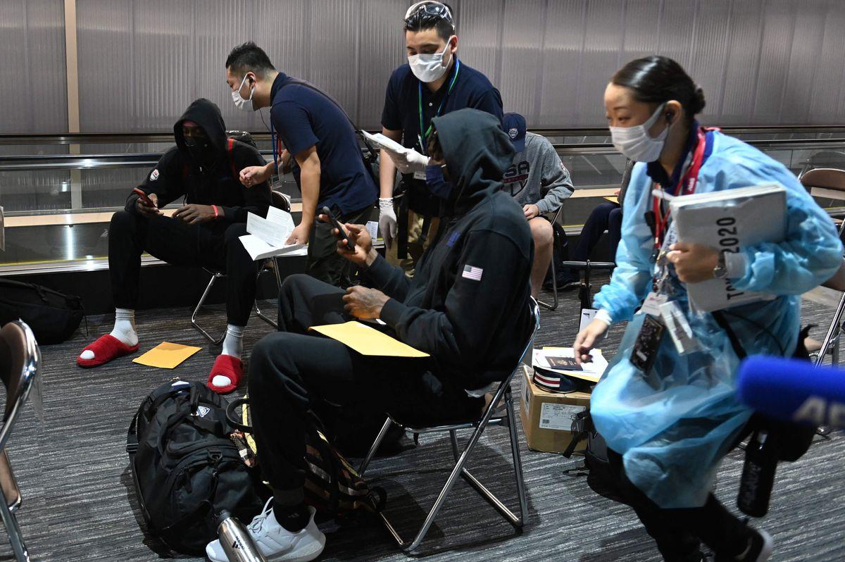 Tokio 2021: la gimnasia de los controles olímpicos  Juegos Olímpicos 2021