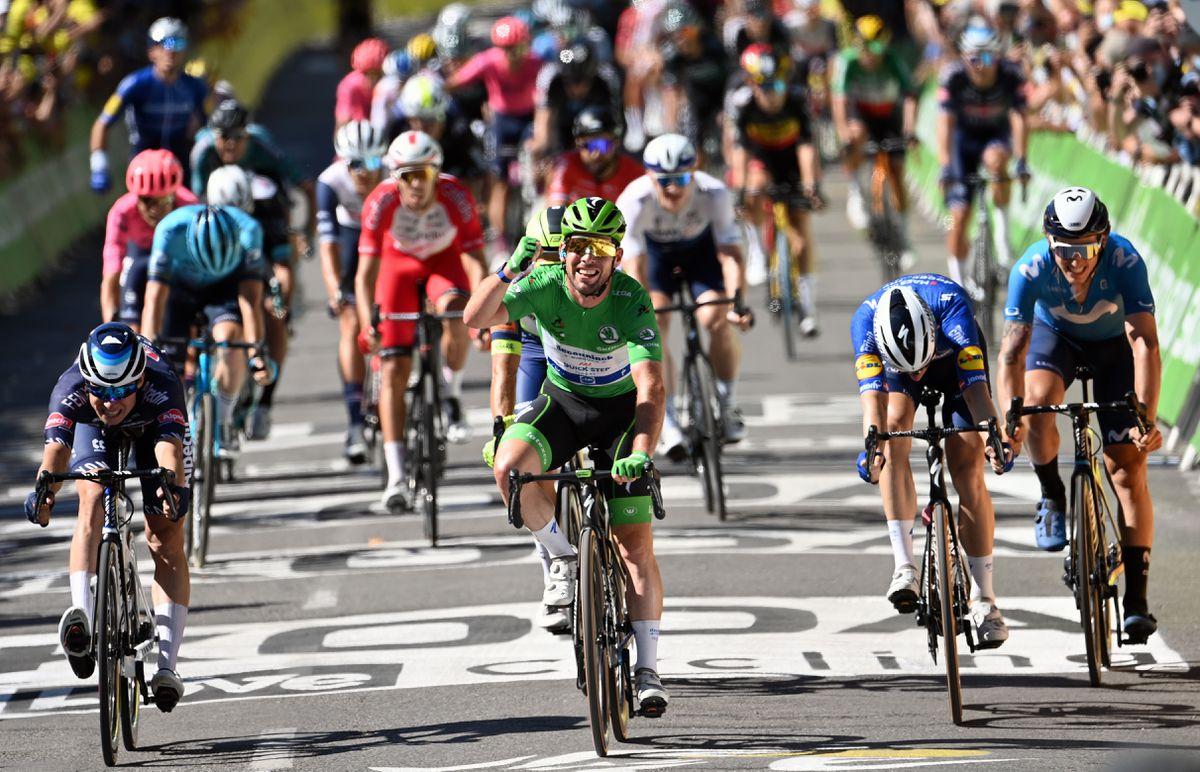 Tour de Francia 2021: El mejor velocista de la historia se pone al día con el mejor ciclista de todos los tiempos    deporte
