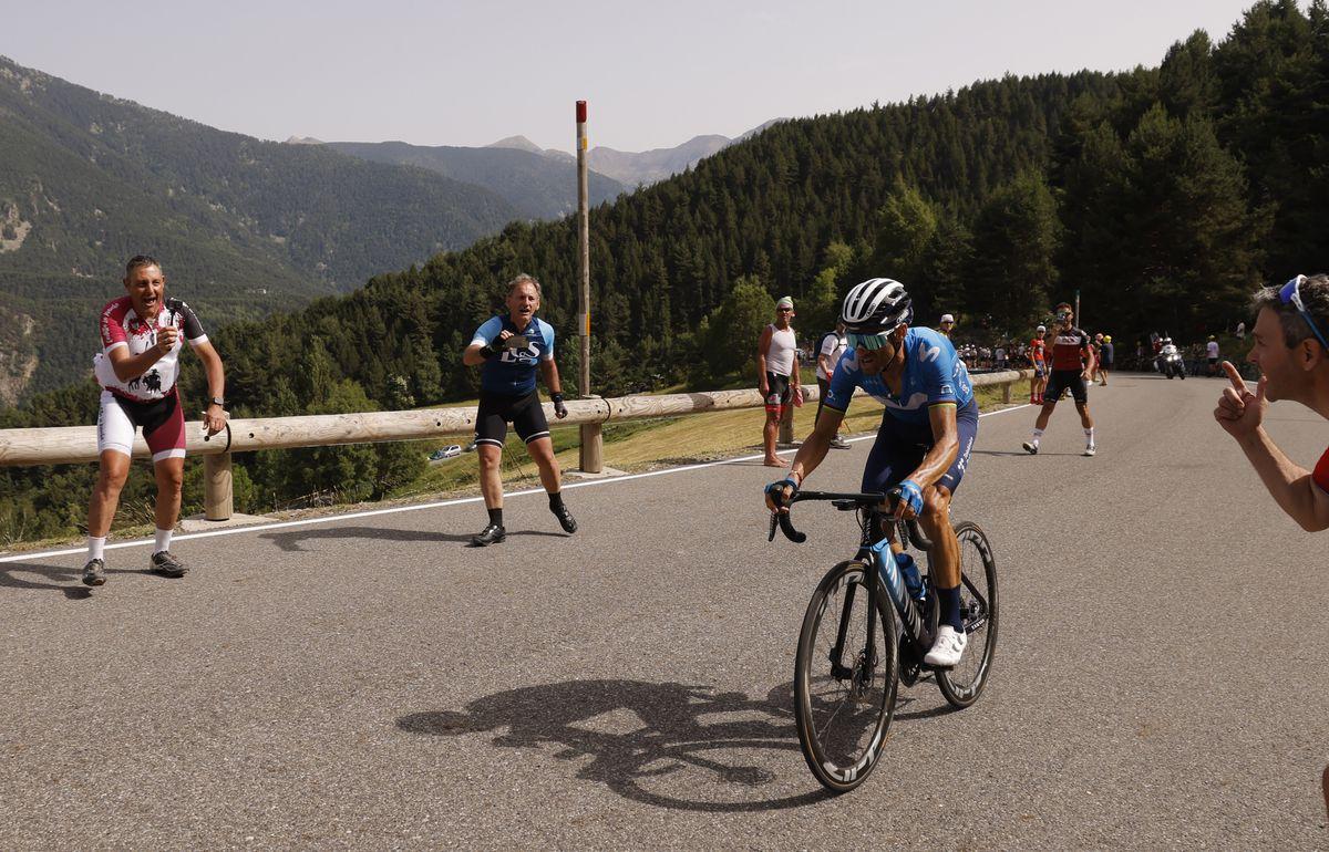 Tour de Francia 2021: La balada de Valverde y Colorado Cousse en el Tour de Francia |  deporte