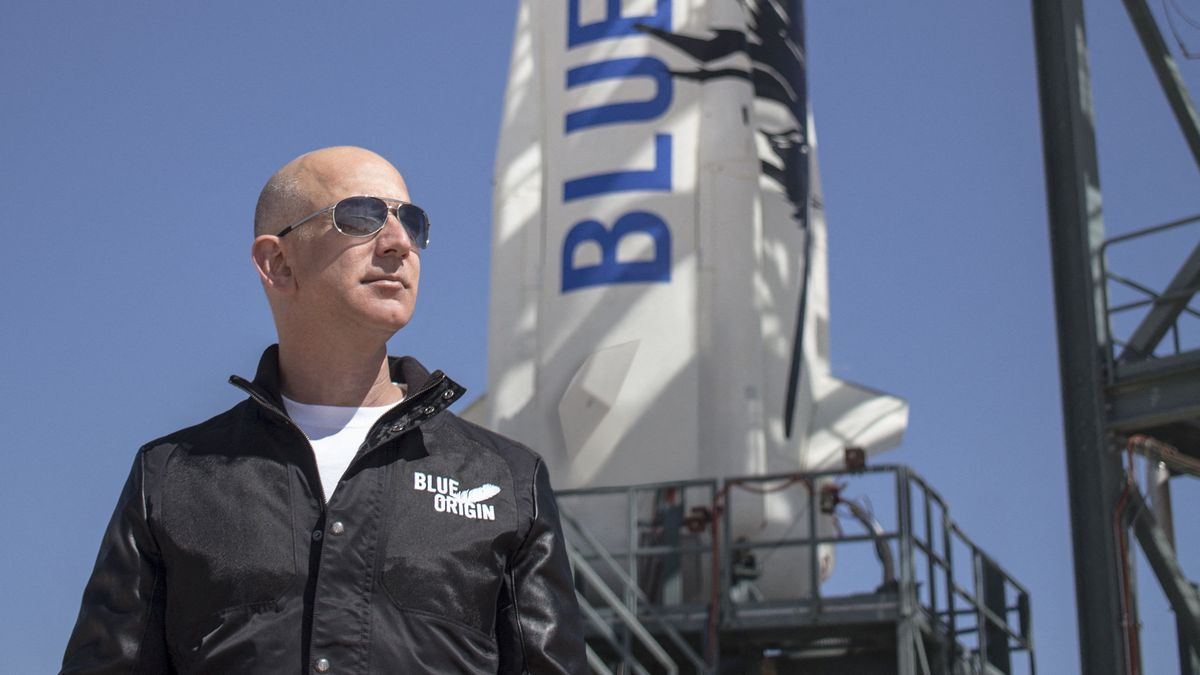 Un estudiante holandés de 18 años viajará con Jeff Bezos al espacio  Ciencias