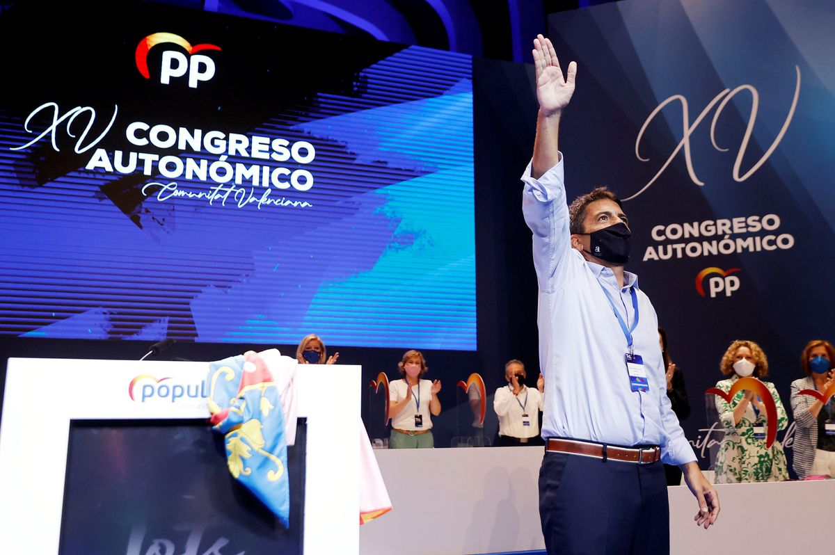 Valencia PP elige a Carlos Mazon para intentar reponer partido y volver a las instituciones |  Comunidad valenciana