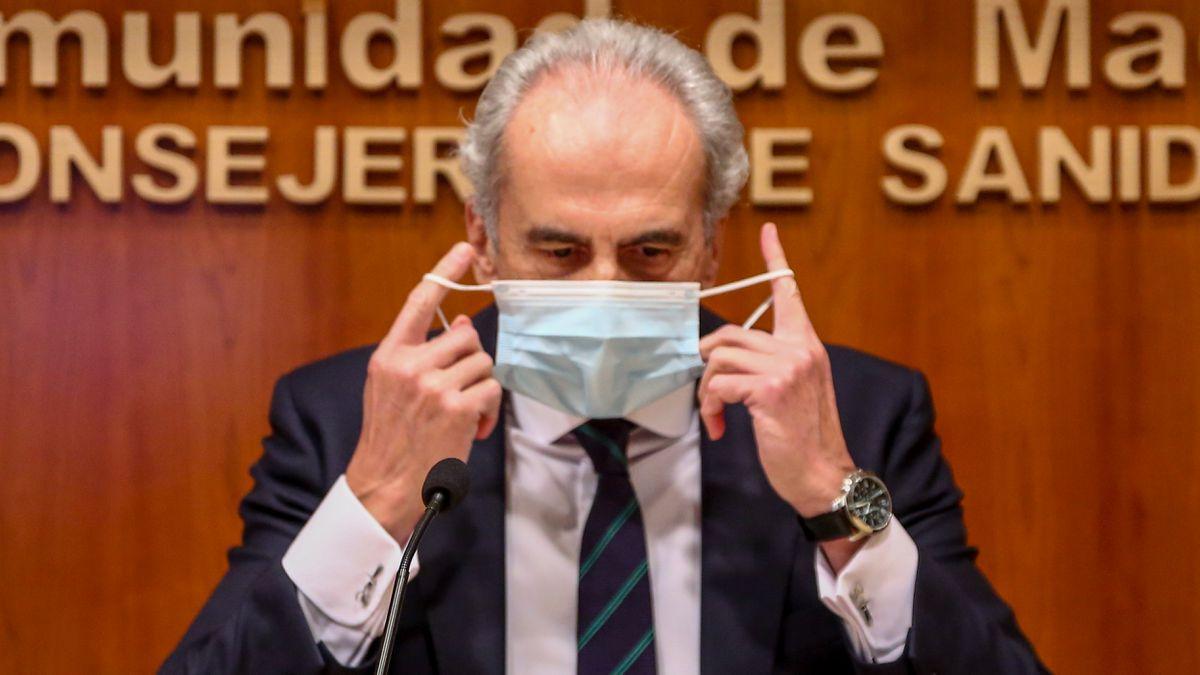 Violación de seguridad por parte de la Consejería de Salud de Madrid revela los datos personales del Rey, Pedro Sánchez y otros cargos |  Madrid