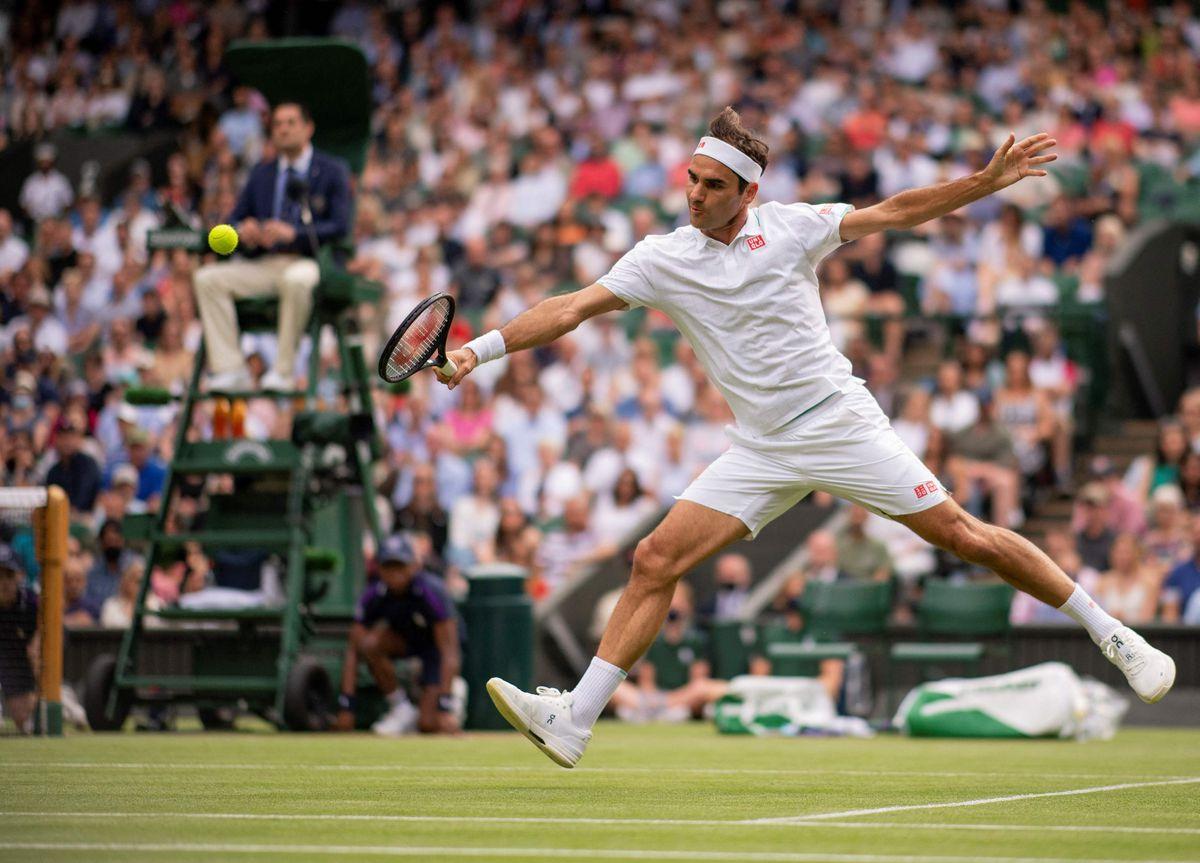 Wimbledon 2021: Federer trae alegría  deporte